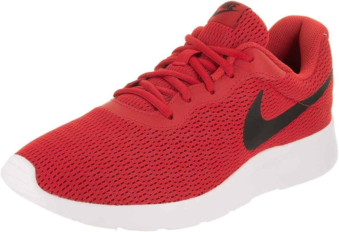 Nike Tanjun, Zapatillas de Running para Hombre, Rojo (University ...