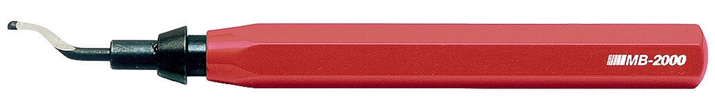 SHAVIV 151-29160 MB2000 Red Uniburr with E100 Heavy Duty Hi-Speed Steel Blade VARGUS 155-29160