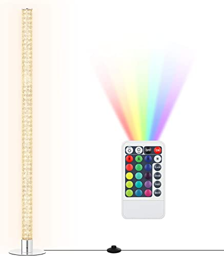 DEWENWILS RGBW Color Changing Floor Lamp
