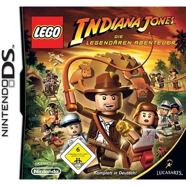 LucasArts Lego Indiana Jones - Juego: Amazon.es: Videojuegos