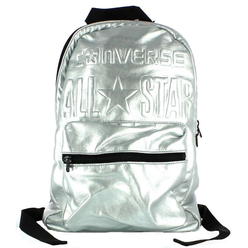 Converse All Star Mochila plata Backpack Soft: Amazon.es: Ropa y accesorios