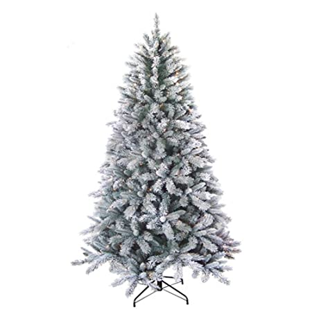 free shipping 30f55 86d95 Holiday Time 7ft Pre Lit Glacier Fir Tree w/150 Mini Lights ...