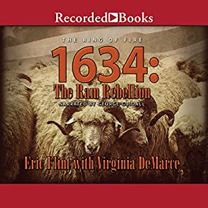1634: The Ram Rebellion Audiobook