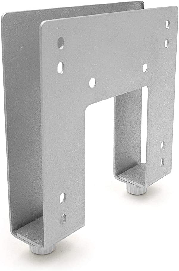 TheJD 1U Wall Mount Patch Panel Bracket 19 inch 19 inch Vertical Mount - 1U Steel Vertical Patch Panel Mounting Bracket for Networking Equipment