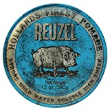 REUZEL Blue Hair Pomade Hog ,12 oz