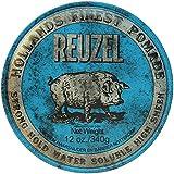 REUZEL Blue Hair Pomade Hog ,12 oz