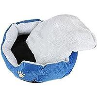 MoGist Katzenbett Hundebett Katzensofa Weich Haustierbett für Kleines Mittelgroßes Haustier Chihuahua Teddy Pudel Katzen