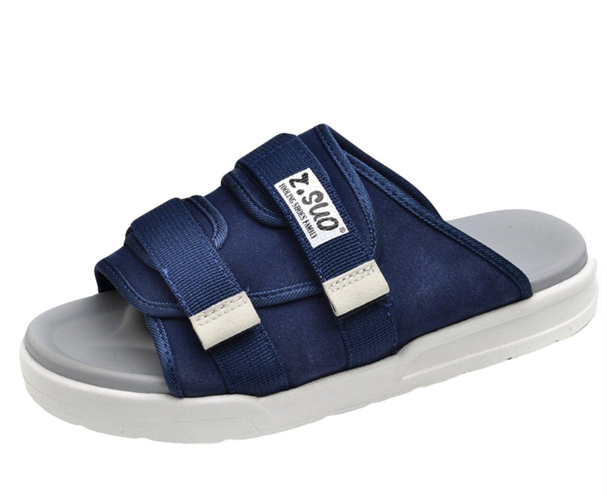 Insun Unisex Adulto Chanclas Sandalias Zapatos 44 EU|Azul