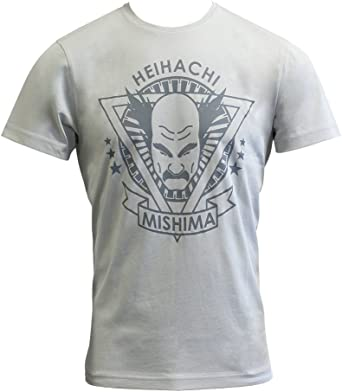 Official Tekken Heihachi Mishima T Shirt At Amazon Men S Clothing