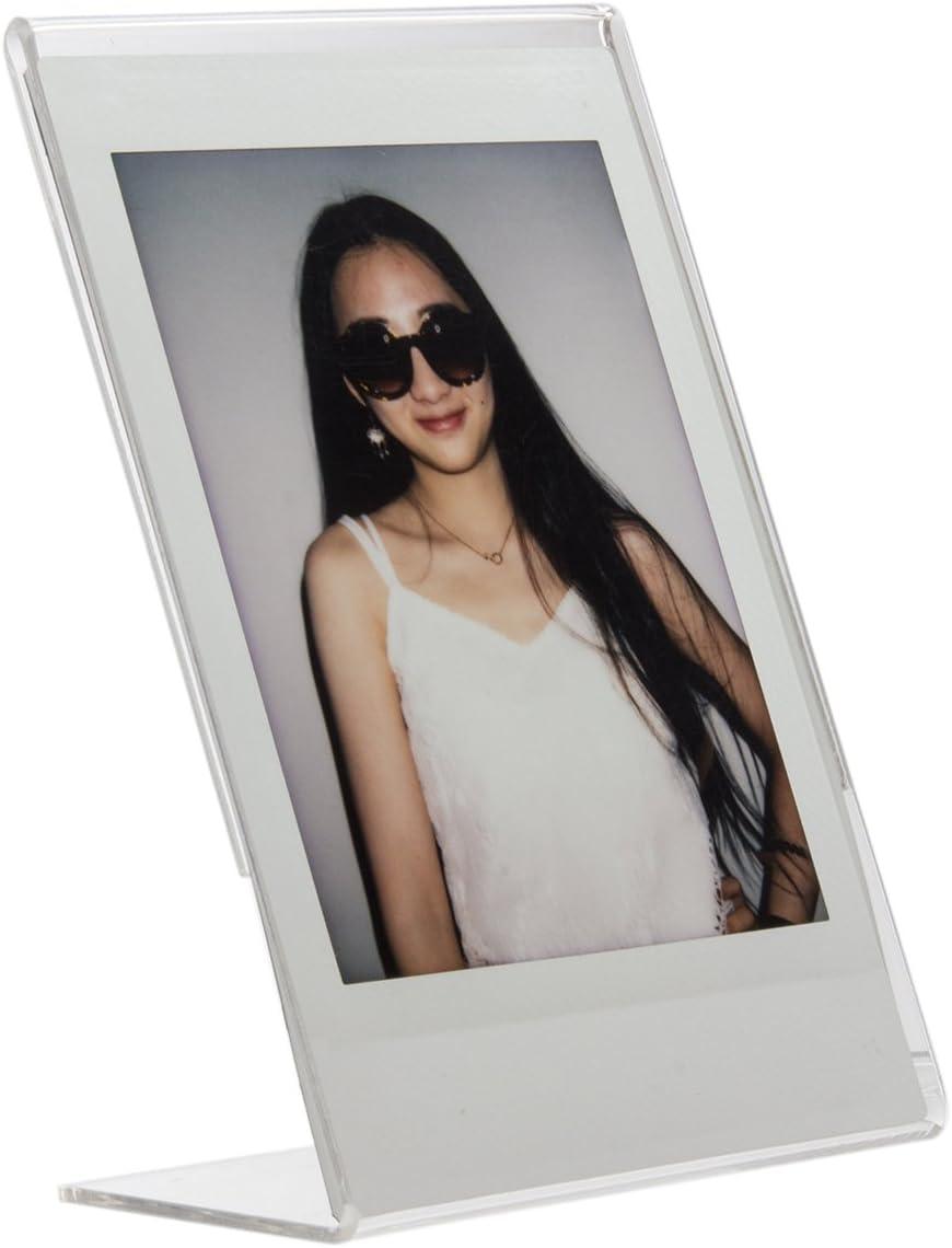 Mini 8 case//Albums//Frames//Film Stickers//Filters//Selfi-Lens Woodmin Black 8-in-1 Fujifilm Instax Mini 8 Accessories Bundle for Fuji Mini 8 Instant