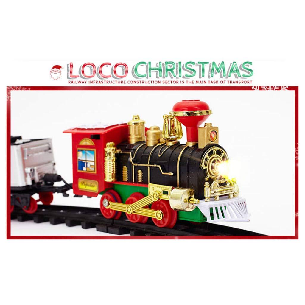 B Navidad Tracción Figuras Blesiya De Coches Juego Tren Y Yb7gyvf6