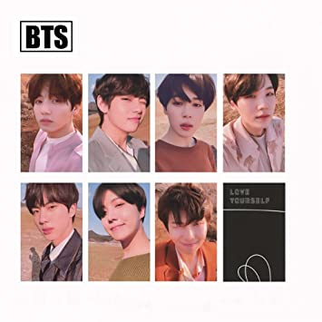 Novelty & Special Use Kpop Bts Bangtan Boys Album Bts World Tour Love Yourself Japan Photo Cards Jimin V Jungkook Photocard Gifts New