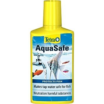 Tetra Acqua Safe Plus 50ml Products Are Sold Without Limitations Fish & Aquariums Pet Supplies