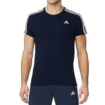 adidas herren t-shirt essentials 3-stripes