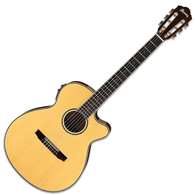 Ibanez AEG10NII - Nt guitarra acústica electrificada: Amazon.es: Instrumentos musicales