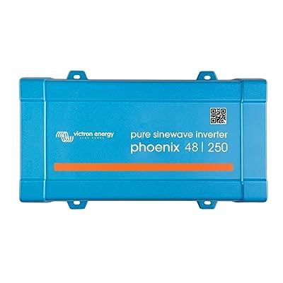 Victron Energy Phoenix True Sinewave Inverter 48/250 120V VE.Direct NEMA 5-15R: Car Electronics