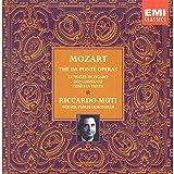 Mozart: The Complete Da Ponte Operas (Le nozze di Figaro, Don Giovanni, and Cosi fan tutte)