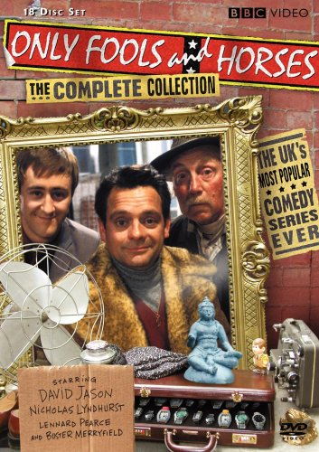 Only Fools & Horses: Complete Collection [DVD] [Import] B000S2XD9U