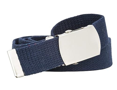 Shenky – Cintura in tessuto 4 cm, extra lunga fino a lunga 160 cm, diversi colori