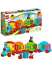 LEGO Duplo My First Cars and Trucks 10816 Toy for 1-4Year-Olds