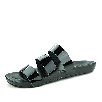 0eb9ba744b Amazon.com   New arrival2019 Summer Male Sandals Men Gold Leather ...
