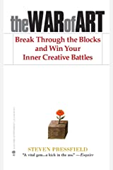 The War of Art: Break Through the Blocks and Win Your Inner Creative Battles Paperback