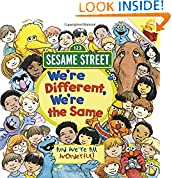 #7: We're Different, We're the Same (Sesame Street) (Pictureback(R))