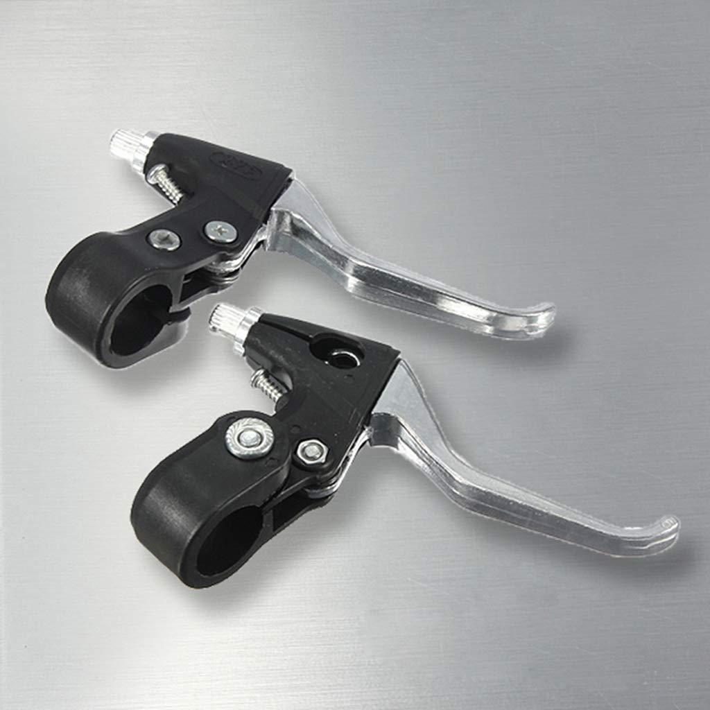 perfk Fahrradhandbremshebel Aluminium-Legierung Fahrrad-Handgriff Handbremshebel Caliper