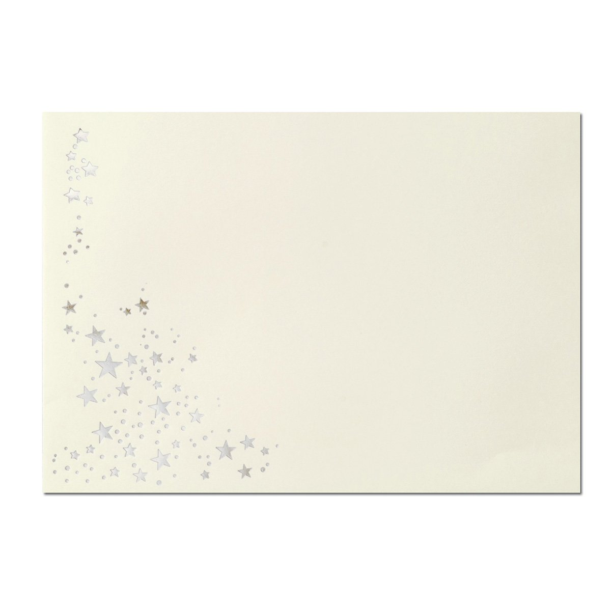 300x Weihnachts-Briefumschläge   DIN C6     mit Gold-Metallic geprägtem Sternenregen  Farbe  Sandbraun  Nassklebung, 120 g m²   114 x 162 mm   Marke  GUSTAV NEUSER® B07CHPJ4M5 | Online Outlet Store  | Zahlreiche In Vielfalt  | Schön In  1975ef