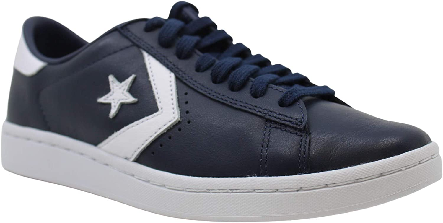 Converse Breakpoint Ox White, Baskets Mixte Blue