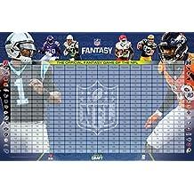 NFL 2016 Officially Licensed Fantasy Football Draft Kit