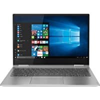 "2018 Latest Lenovo Yoga 730 2-in-1 13.3"" FHD Touchscreen Laptop Notebook PC Computer, Intel Core i5-8250U, 8GB DDR4, Backlit Keyboard, Wi-Fi, Webcam, Bluetooth, Windows 10, Platinum, Up to 512GB SSD"