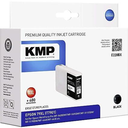 KMP E220BX 45ml 3000páginas Negro cartucho de tinta - Cartucho de ...