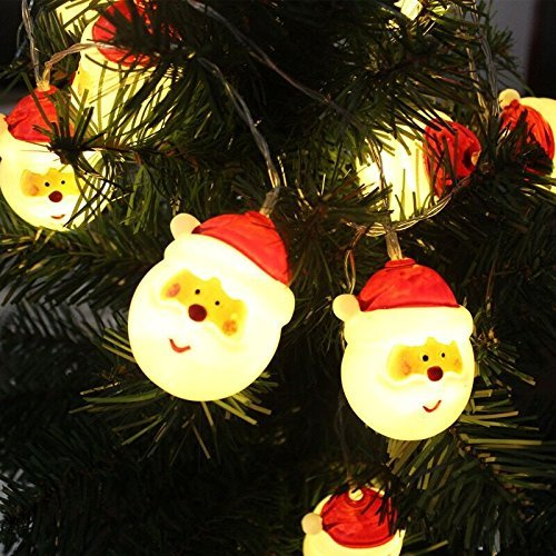 Santa Claus Garden Lights in US - 5