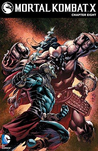 Mortal Kombat X (2015) #8 (Mortal Kombat X (2015-))