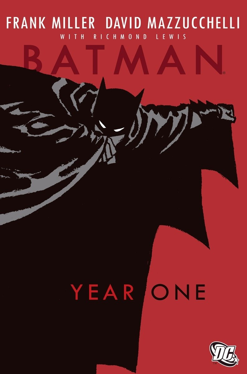 Batman Year One Frank Miller product image