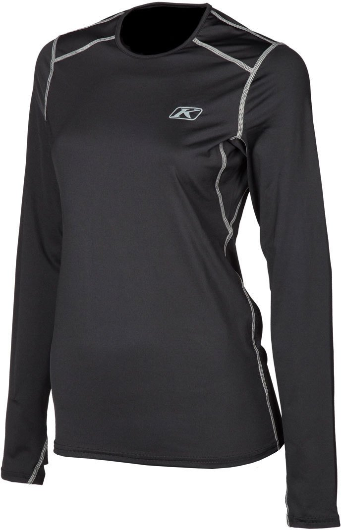 Klim Solsticeシャツ1.0 X-Large ブラック 4020-004-150-000 B0727XKVJT ブラック X-Large