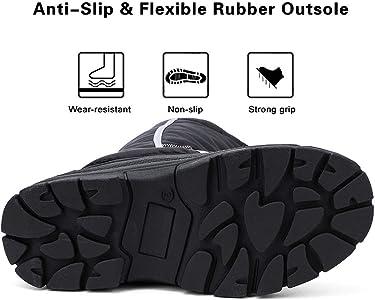 ALEADER Waterproof Snow Boots