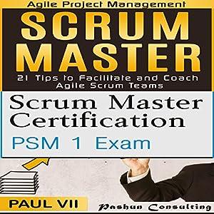 Scrum Master Box Set Hörbuch
