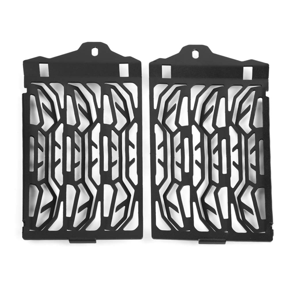 Qiilu Motorcycle Modified Radiator Grille Water Tank Guard Cover Protector for R1200GS LC/Adventure 13-16 by Qiilu