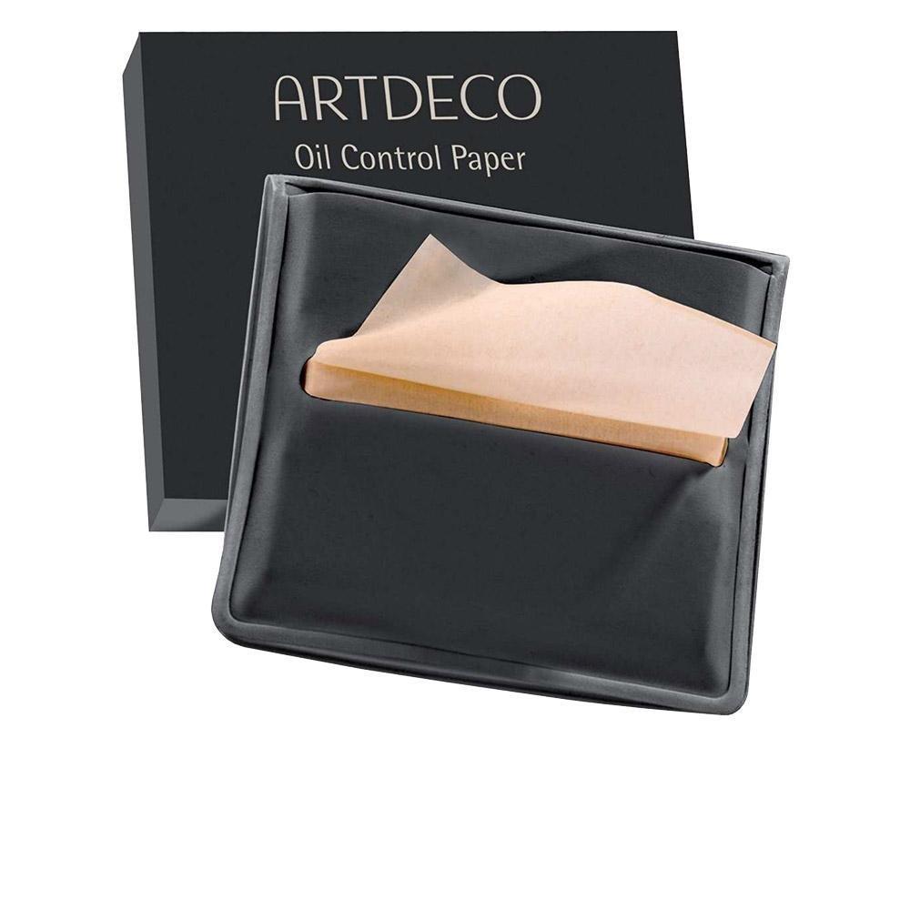 Artdeco Face Paper controllo olio 100 fogli di carta Artedeco 4019674059708