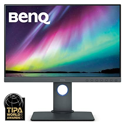Benq SW240 Photographer Monitor with 24 1 inch, Adobe: Amazon in