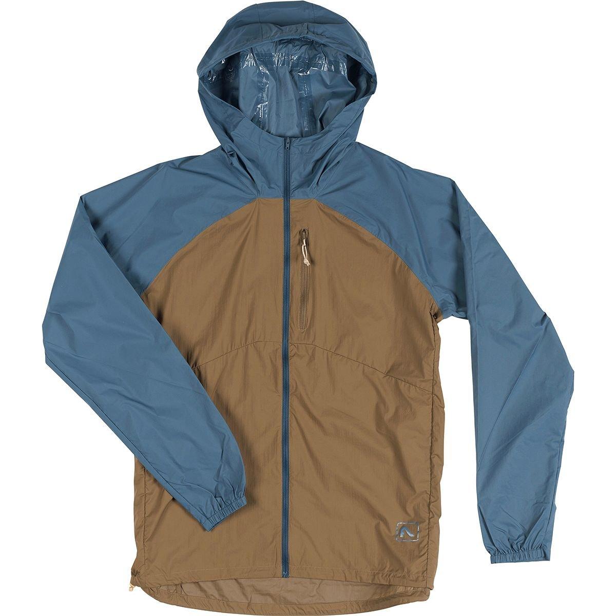 Flylow Rainbreaker Jacket – Men 's B07BWTS7F3  Loam Twilight M
