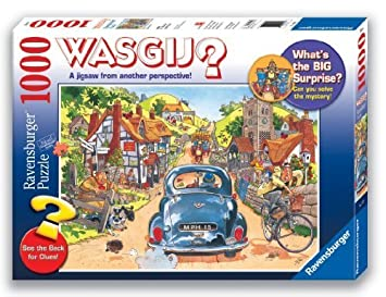 WASGIJ SUNDAY DRIVER FOR PC