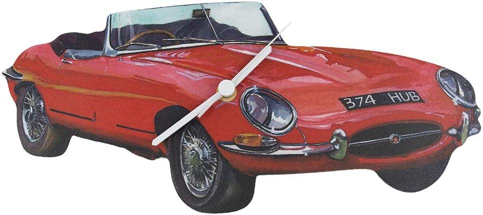 L R Jaguar E-Type - Reloj (A25)