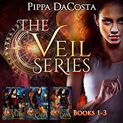 The Veil Series (Books 1-3): A Muse Urban Fantasy