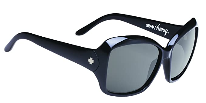 Spy Optic - Gafas de sol - para mujer Negro negro: Amazon.es ...