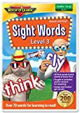 Sight Words Level 3 DVD by Rock 'N Learn: 70+ words includes all Dolch first-grade sight words and many Fry words