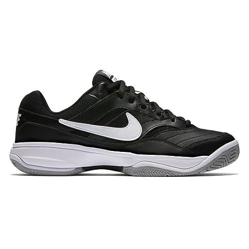 Scarpe Nike Nike Court Lite Taglia 40.5 845021010 Nero