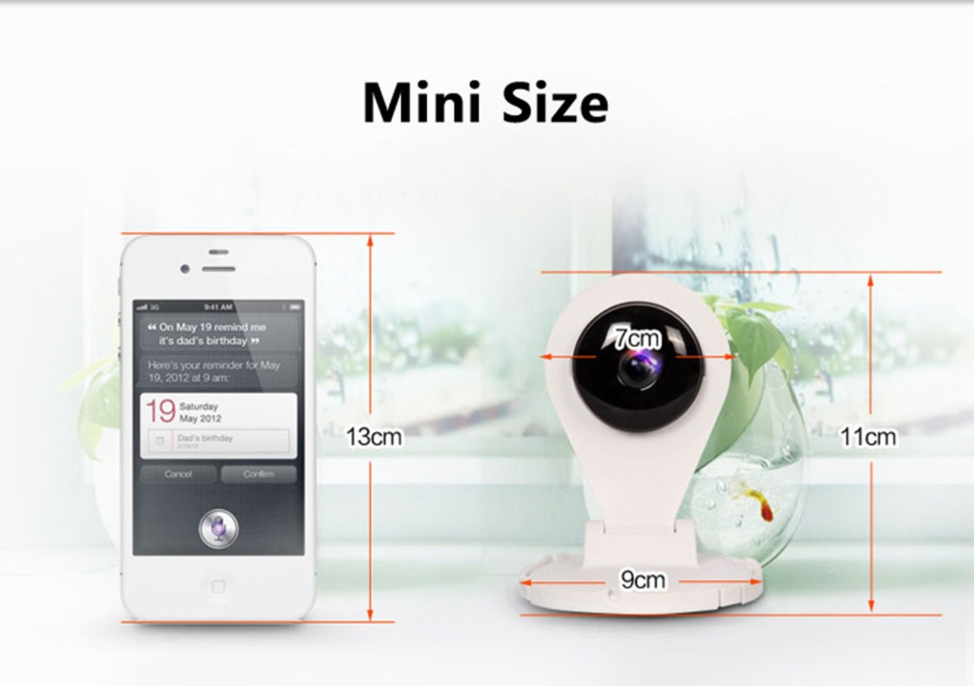 Amazon.com: newal Baby Monitor de vídeo WIFI compatible con ...